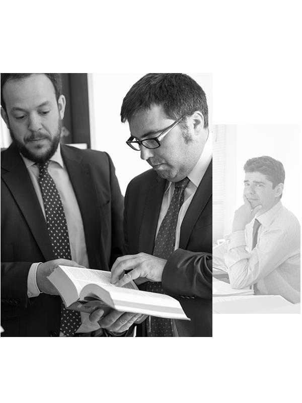 vecindia abogados especialistas en comunidades de propietarios equipo trabajando - Asesoría legal y jurídica sobre comunidades de propietarios
