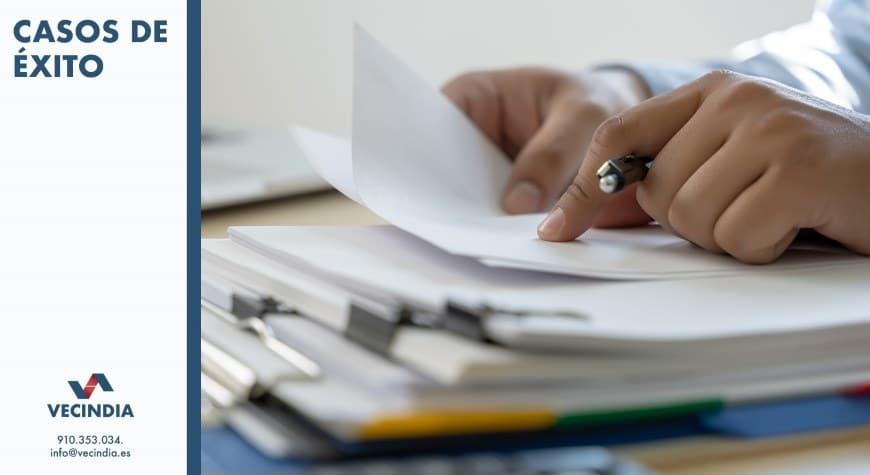 sentencia favorable obligacion de la comunidad de propietarios de aportar documentos necesarios - Contratos de alquiler de vivienda