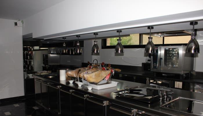 caso de exito obra local restaurante abarra cocina - Obra local comercial rehabilitación integral restaurante A'Barra