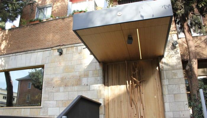 caso de exito obra local restaurante abarra puerta - Obra local comercial rehabilitación integral restaurante A'Barra
