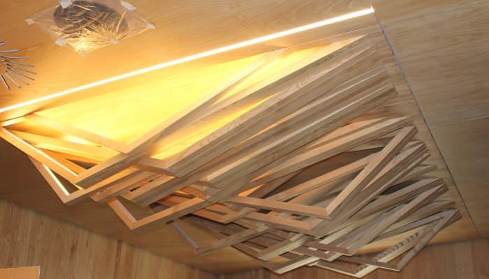caso de exito obra local restaurante abarra techo - Obra local comercial rehabilitación integral restaurante A'Barra