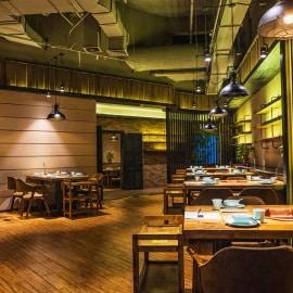 casos de exito obras de locales comerciales y oficinas que se consiguio - Obra local comercial rehabilitación integral restaurante A'Barra