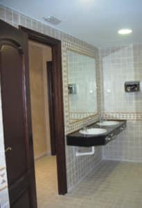 obra hotel melia princesa banos 205x300 - Obra hotel MELIÁ PRINCESA