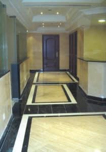 obra hotel melia princesa pasillos 209x300 - Obra hotel MELIÁ PRINCESA