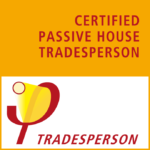 certificado passivhaus tradesperson 150x150 - Constructoras Passivhaus