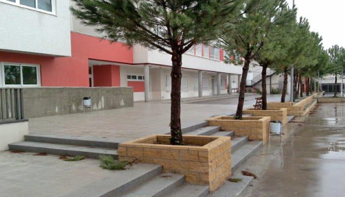 reforma colegio luyfe entrada - Reforma Centro Educativo – COLEGIO COLEGIO LUYFE