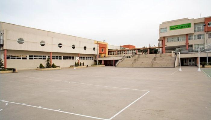 reforma colegio luyfe instalacion deportiva - Reforma Centro Educativo – COLEGIO COLEGIO LUYFE