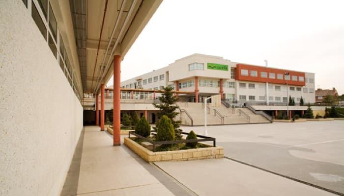 reforma colegio luyfe patio - Reforma Centro Educativo – COLEGIO COLEGIO LUYFE
