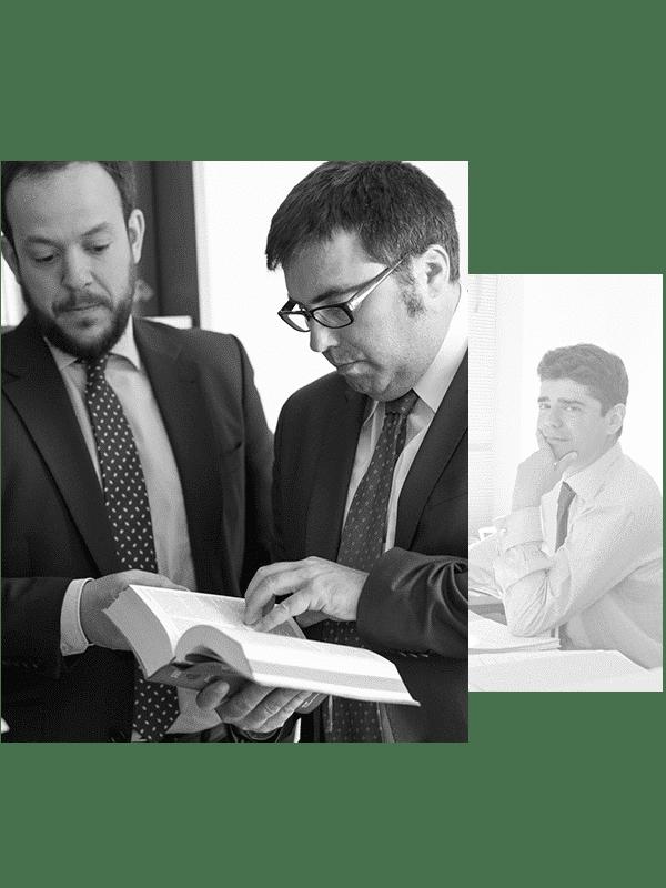 abogados especialistas en divorcios equipo - Abogados Especialistas en Divorcios