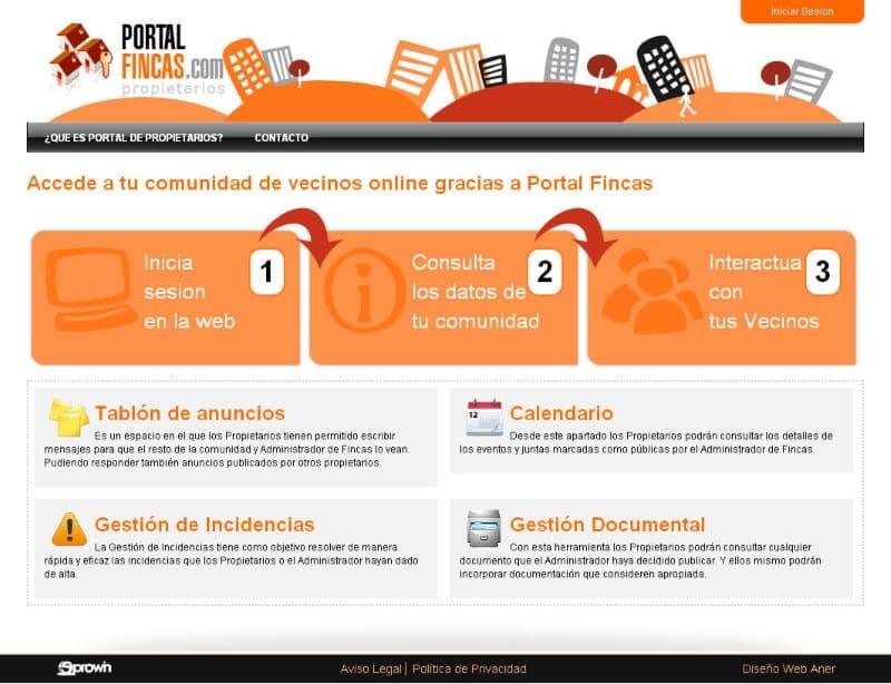 programa administracion de fincas portal propietarios administrador de fincas 800 | Programa administración de fincas