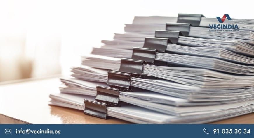 Modelo de certificado de deuda de la comunidad de propietarios para monitorio: que dice la ley y como reclamar deudas