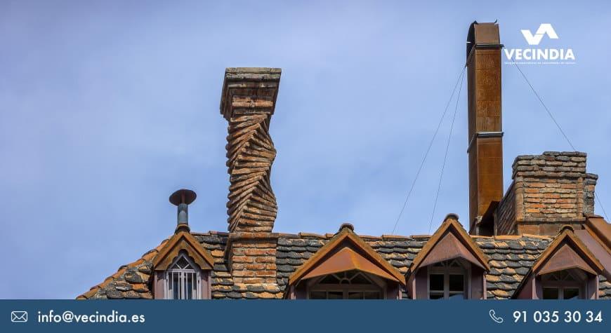 Necesidad de unanimidad para la instalación ex novo de una chimenea en una Comunidad de Propietarios