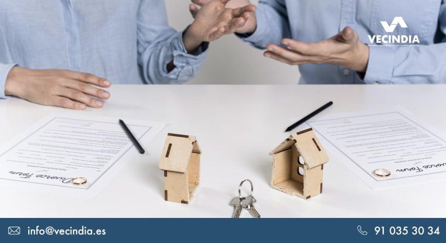 ¿Cómo se hace una extinción de condominio?