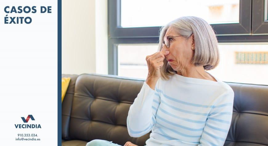Sentencia favorable en caso de demanda de comunidad de propietarios por malos olores