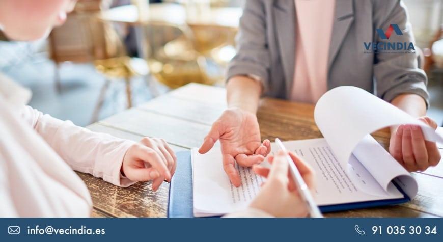 Demanda de impugnación del acta de la comunidad de propietarios: requisitos y plazos